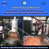 Tomato microwave drying machine / tomato dryer
