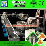 Stainless Steel Mini Hamburger Nuggets Battering machinery