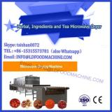 Tunnel-type microwave fennel dryer machine for sale