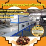 Macadamia nuts tunnel type continuous microwave roasting/baking oven