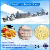 White and Yellow Panko Japanese Small Particles Extruded BreadCrumb Chips Food Extruder Bread Crumb Crusher machinery