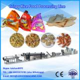 stainless steel twin screw extruder snack machinery for make bugles