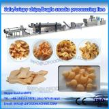 frying bugles snacks food extruder make machinery
