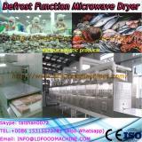 Black Defrost Function tea microwave dryer&sterilizer machinery