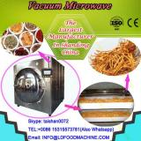microwave vacuum dryer for fruits and vegetables