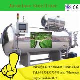 Glass jar food double door autoclave sterilization autoclave/steam sterilizer