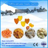 Hot sale twin screw core filling snacks make machinery, core filled snacks production line