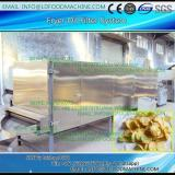 Gas fryer machinery