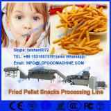 Fried Potato Pellet snacks Extruder
