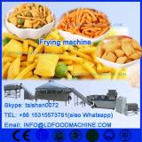 batch deep frying machinery